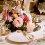 最近の結婚式オプションはプロジェクションマッピングが大活躍!