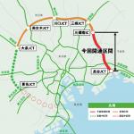 東京外環道でディズニーランドへ 千葉区間開通で埼玉・栃木・群馬県民は渋滞回避ルートを選択肢に