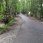 赤城山オートキャンプ場 テントサイト